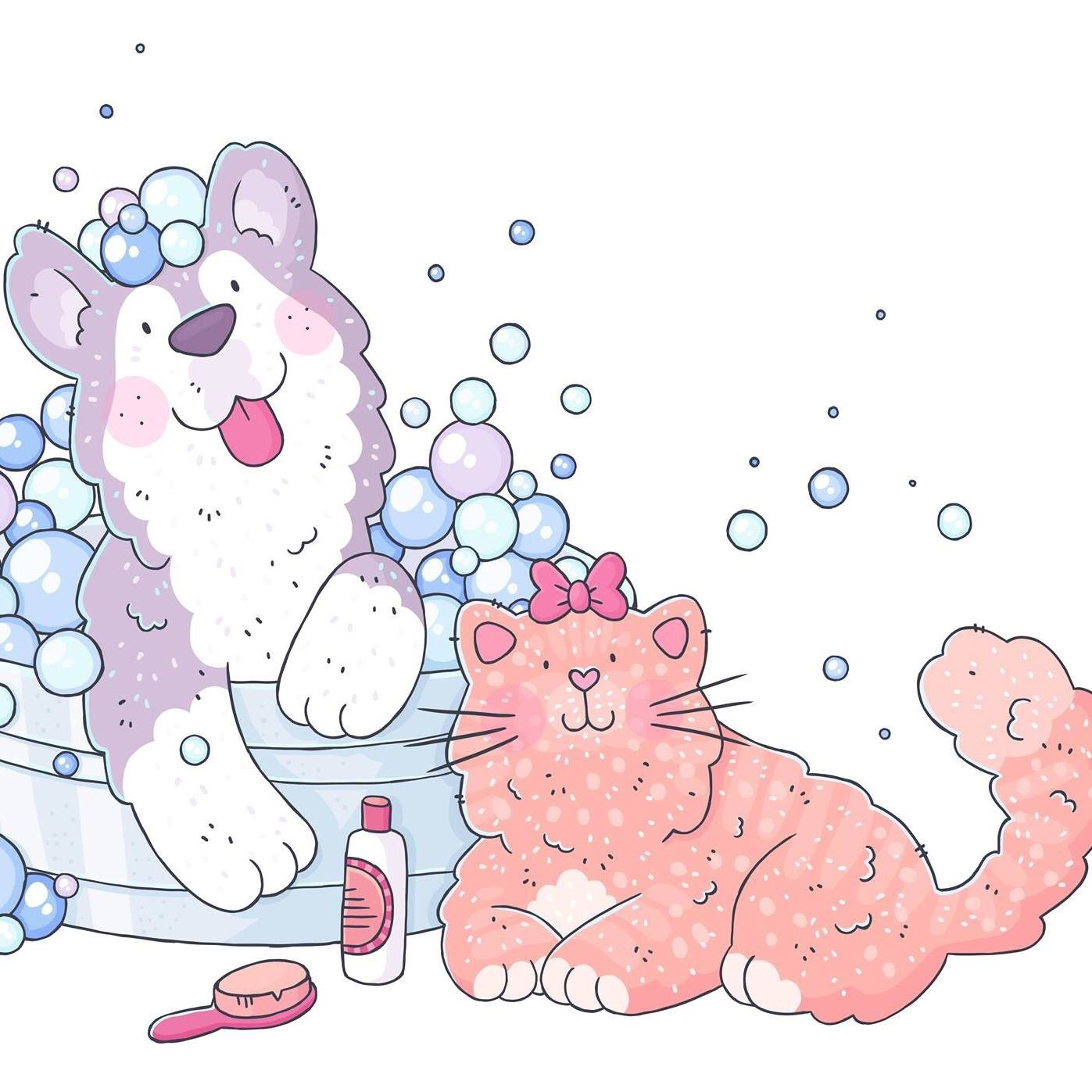 Bubbles and Bows